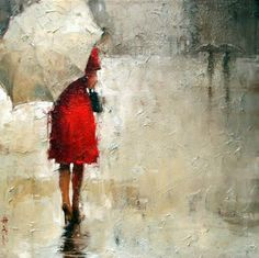 Painting by Russian born, Montgomery, Alabama based artist Andre Kohn