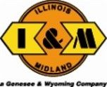Illinois & Midland R.R..  Was acquired by Genesee & Wyoming in 1996.