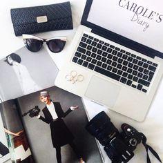 Blogging ➕ Inspo www.carolesdiary.com