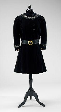 Girl's Coat  1900-1905  The Metropolitan Museum of Art