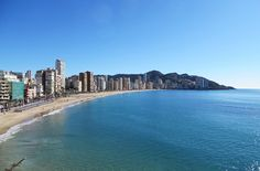 Benidorm | beach & skyline