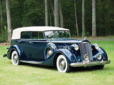 An astonishing 1937 Packard
