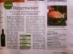 Freigeist Burger, Graz, Austria