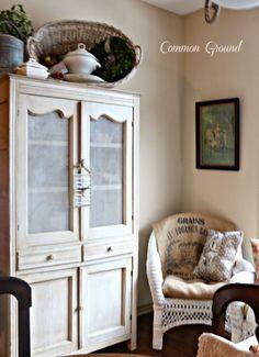 Common Ground: Kitchen Sitting Room