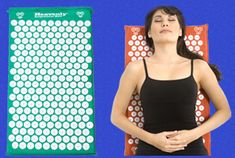 Heavenly Mats Acupressure Mats | Acupressure Mat | Acupressure Therapy | Acupuncture pressure points