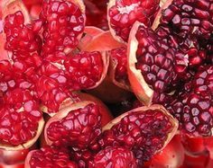 Granatapfel hilft gegen den Candida albicans