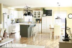 Lemonade Makin' Mama: Kitchen Makeover Reveal...