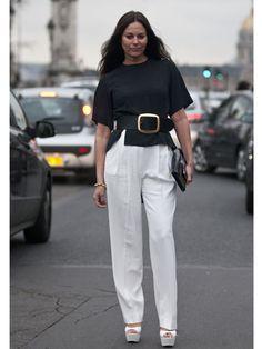 Paris Fashion Week Street Style F/W 2012, Day 7