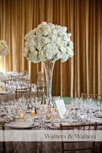 Gorgeous floral arrangements!