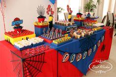 festa infantil do homem aranha - Pesquisa Google