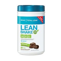 Shake things up with our new All Natural Lean Shake!