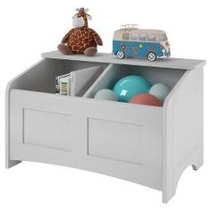 Cassidy Toy Chest - Federal White - Cosco
