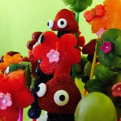Gesunde Cake Pops für den Kindergeburtstag im Kindergarten