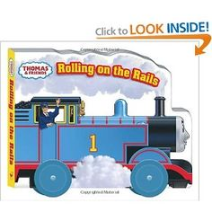 Rolling on the Rails (Thomas & Friends): Rev. W. Awdry, Golden Books - Board Book