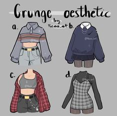 Teenage Outfits, Teen Fashion Outfits, Edgy Outfits, Cute Casual Outfits, Anime Outfits, Mode Outfits, Retro Outfits, Girl Outfits, 70s Fashion