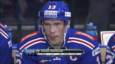 Datsyuk sick backhander goal off Kovalchuk assist