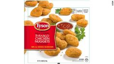Tyson chicken nuggets recalled - CNN.com