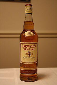 Scotch Dewar's White label . where : TDI Paragon Mall Rajouri Garden. Size : 750ml Price : Rs.1350 or US$ 21 Taste : Smooth