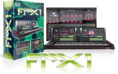 UVI Vintage Legends | FMX1 instrument