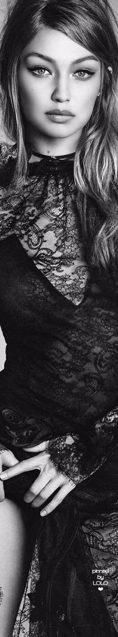 Gigi Hadid for Vogue Japan December 2016 | LOLO❤︎