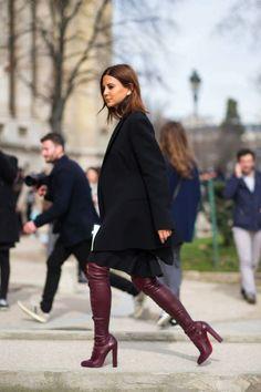 Christine Centenera - Paris Fashion Week #StreetStyle