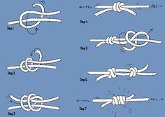 macrame/macrame anleitung+macrame diy/macrame wall hanging/macrame plant hanger/macrame knots+macrame schlüsselanhänger+macrame blumenampel+TWOME I Macrame Natural Dyer Maker Educator/MangoAndMore macrame studio Sailor Knot Bracelet, Nautical Bracelet, Knit Bracelet, Bracelet Crafts, Friendship Bracelet Knots, Survival Knots, Survival Bracelets, Knots Guide, Nautical Knots