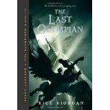 The Last Olympian (Percy Jackson and the Olympians, Book 5) (Hardcover)By Rick Riordan