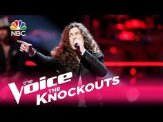 """The Voice 2017 Knockout - Josh West: """"Carry on Wayward Son"""" - YouTube"""