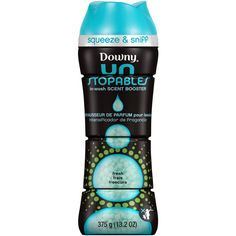 Downy Unstopables Fresh Scent Booster... Add some into a wax warmer. Amazing!!