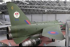 English Electric Lightning F2A aircraft picture