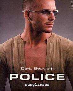 Police Sunglasses from David Beckham