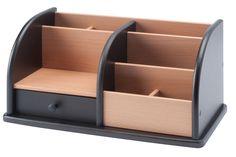 Wooden Organizer Desk Ikea With Drawer