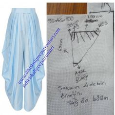 Best 12 FREE PATTERN ALERT: Pants and Skirts Sewing Tutorials: Get access to hundreds of free sewing patterns and unique modern designs Dress Sewing Patterns, Sewing Patterns Free, Free Sewing, Sewing Tutorials, Clothing Patterns, Sewing Projects, Sewing Tips, Sewing Pants, Sewing Clothes
