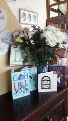 I was overwhelmed with all the good luck wishes  thank you everyone xx
