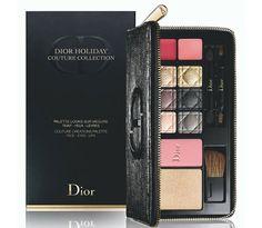 новогодние наборы диор 2016 Dior Couture Creations Palette holiday set 2015 2016