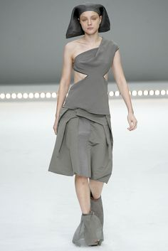 Rick Owens | Spring 2009 Ready-to-Wear Collection | Style.com