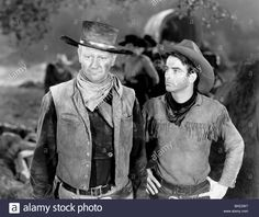 Red River (1948) John Wayne, Montgomery Clift Rrv 005p Stock Photo, Royalty Free Image: 29198435 - Alamy