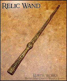Relic Wand