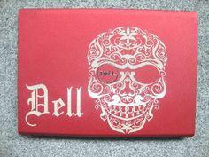 DELL PC laser engraved Laser Art, Laser Cutting, Laser Engraving, Tech, Technology