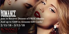 Win Up To $200 in Giftcards From Your Favorite Romance Authors!