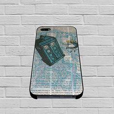 Alice In Wonderland Tardis Doctor Who case of iPhone case,Samsung Galaxy #case #phonecase #hardcase #iPhone6case