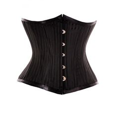 "Black Jacquard Waist Training Underbust,, need a smaller waist trainer now :) 22"" under bust corset."