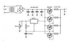 high current adjustable power supply circuit 0 30v 20a electronic alimentatori schemi benvenuti su officinahf