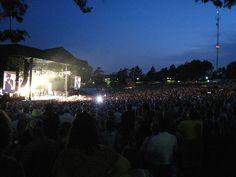 Oklahoma Bucket List -Watch a concert at the Zoo Amphitheater in OKC