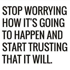 It's already been worked out for you so don't worry! Have a blessed Sunday and week ahead #faith #trustgod #voiceofhair voiceofhair.com
