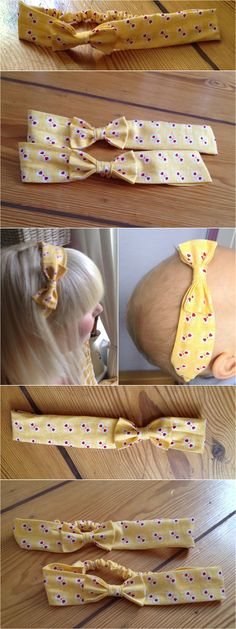 süße haarbänder für große und kleine mädchen