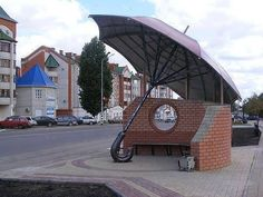 Bus stop =)
