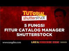 Blog Yang membahas tuntas tentang Shutterstock, Microstock, Desain Grafis dan Fiverr
