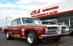 1968 Plymouth Barracuda SS/AA A Real Deal BO29 Hemi Car