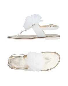 bebe Girls Fashion Sandals Slip On Flip Flop with Heart and Glitter Flowers